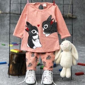 بلوز شلوار خرگوش بازیگوش-تصویر 3