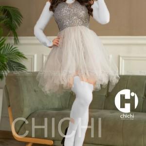 لباس مجلسی پرنساتونیک چی-تصویر 4
