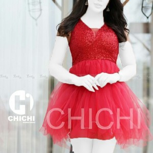 لباس مجلسی پرنساتونیک چی-تصویر 3
