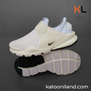 کفش کتانی نایک ساک دارت سفید-تصویر 2