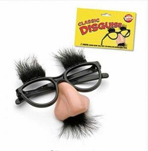 عینک دماغ و سیبیل-تصویر 3