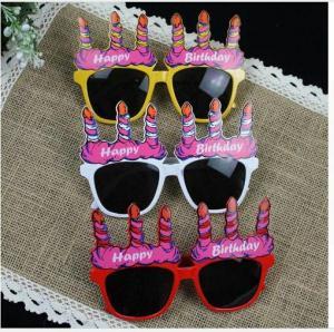 بسته ۲ عددی عینک تولدت مبارک-تصویر 2