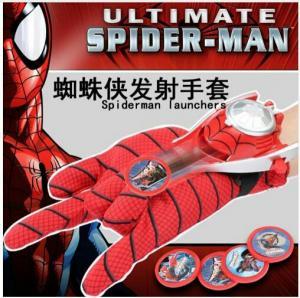 لانچر دیسک پرتاب کن مرد عنکبوتی