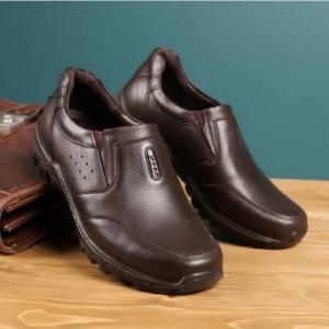 کفش چرم طبی فرزین مدل تورنتو-تصویر 2