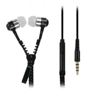 Zipper In-ear Headphones-تصویر 2