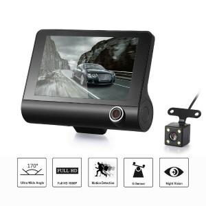 مانیتور 3 دوربین خودرو ( Full hd )-تصویر 2