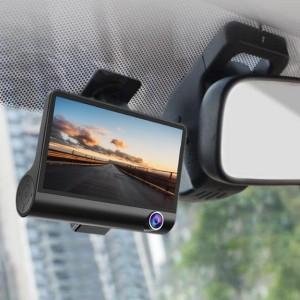 مانیتور 3 دوربین خودرو ( Full hd )-تصویر 3