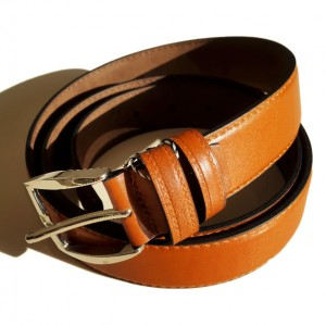 کمربند چرم طبیعی مردانه Z Leather