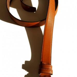 کمربند چرم طبیعی مردانه Z Leather-تصویر 5