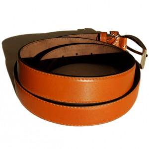 کمربند چرم طبیعی مردانه Z Leather-تصویر 2