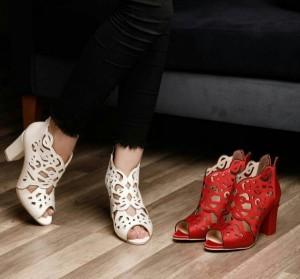 کفش بسیار زیبا کد ۶۹۴-تصویر 3