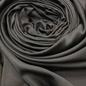 روسری مشکی ابریشم