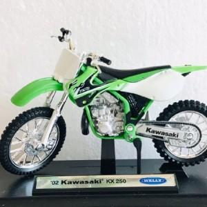 موتورسیکلت کاوازاکی KX 250