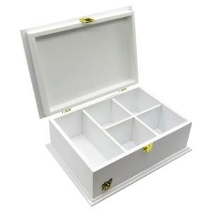 جعبه آجیل و خشکبار جعبه پذیرایی جعبه چوبی کد LB 103W