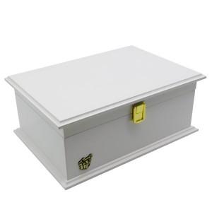 جعبه آجیل و خشکبار جعبه پذیرایی جعبه چوبی کد LB 103W-تصویر 2