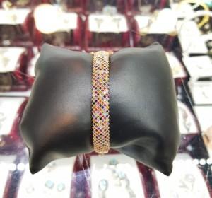 دستبند نقره زنانه مدل پرنس ALt-A2522-تصویر 2