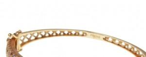 دستبند نقره زنانه مدل پرنس ALt-A2522-تصویر 4