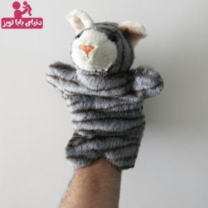 عروسک نمایشی موش برند ایرانی گلدونه-تصویر 3