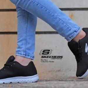 کفش ورزشی کتانی اسکیچرز S-تصویر 2