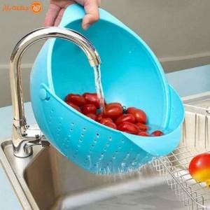 آبکش و آبگیر لگن دار پلاستیکی