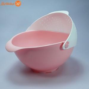 آبکش و آبگیر لگن دار پلاستیکی-تصویر 2
