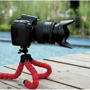 سه پایه عکاسی موبایل و دوربین-تصویر 3