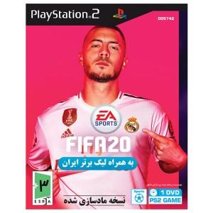 بازی FIFA 20 مخصوص PS2 نشر گردو