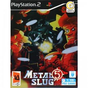 بازی METAL SLUG 5 PS2 گردو