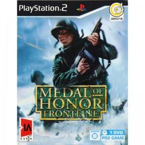 بازی Medal Of Honor Frontline PS2 گردو