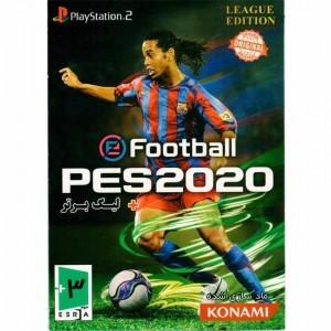 بازی PES 2020 لیگ برتر مخصوص PS2 نشر لوح زرین