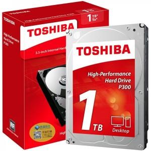 هارد اینترنال 1 ترابایت Toshiba مدل P300 HDWD110-تصویر 2