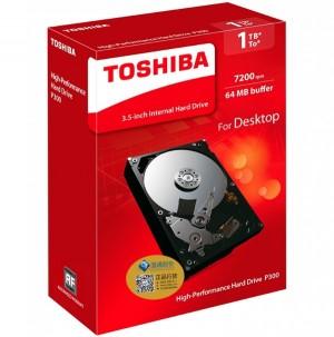 هارد اینترنال 1 ترابایت Toshiba مدل P300 HDWD110