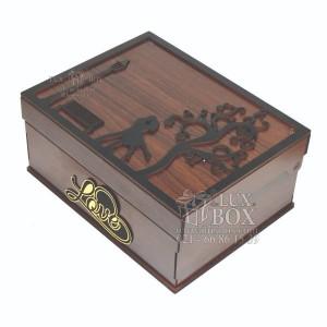 جعبه کادو جعبه چوبی لوکس باکس کد LB271