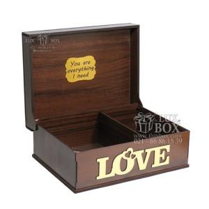 جعبه کادو جعبه چوبی لوکس باکس کد LB270-تصویر 4