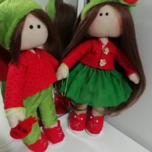 عروسک روسی یلدایی سایز بزرگ