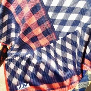 ست کیف و روسری بزرگ نخی درجه یک-تصویر 5