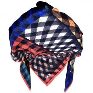 ست کیف و روسری بزرگ نخی درجه یک-تصویر 4