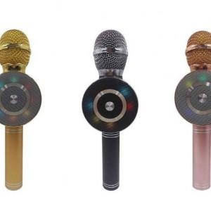 میکروفون اسپیکر WS-669-تصویر 4