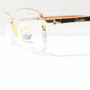 عینک طبی برند cartier ( مطالعه بدون نمره)-تصویر 3