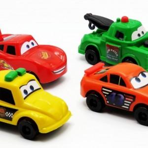 ست ماشین مک کویین ۴ عددی