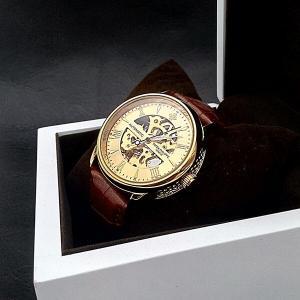 ساعت مچی Patek Philippe Geneve اسکلتون (موتور باز)-تصویر 3