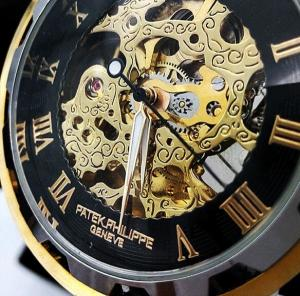 ساعت مچی Patek Philippe Geneve اسکلتون (موتور باز)-تصویر 5