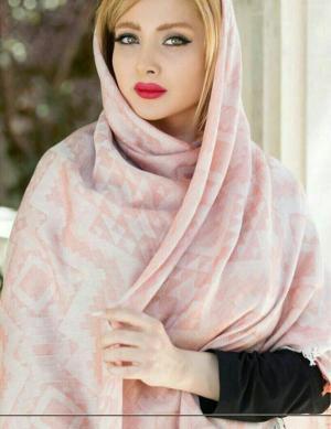 روسری قواره ١٤٠ نخی