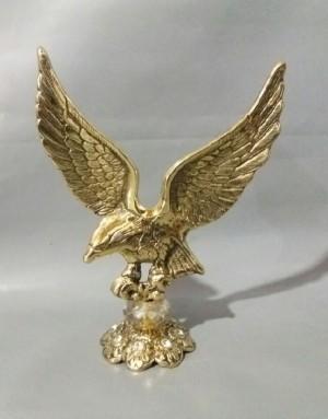 عقاب پایه اشرفی برنز
