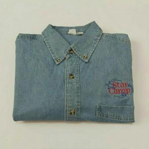 پیراهن جین آکبند