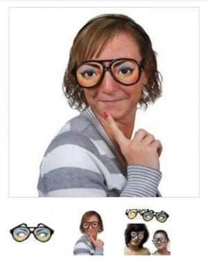 عینک تغییر چهره (خنده بازار)-تصویر 2