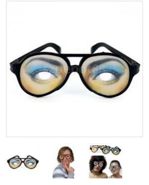 عینک تغییر چهره (خنده بازار)-تصویر 3