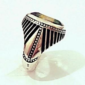 انگشتر فاخر تورمالین-تصویر 3