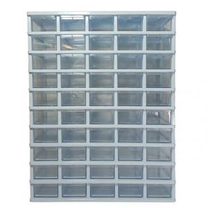 جعبه کشویی قطعات سایز کوچک ۱۰ طبقه-تصویر 2