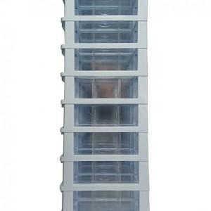 جعبه کشویی قطعات سایز کوچک ۱۰ طبقه-تصویر 4